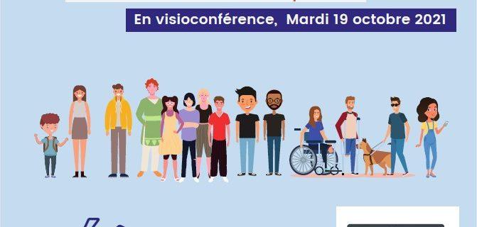 visuel de présentation de la visioconférence de la journée contre les douleurs